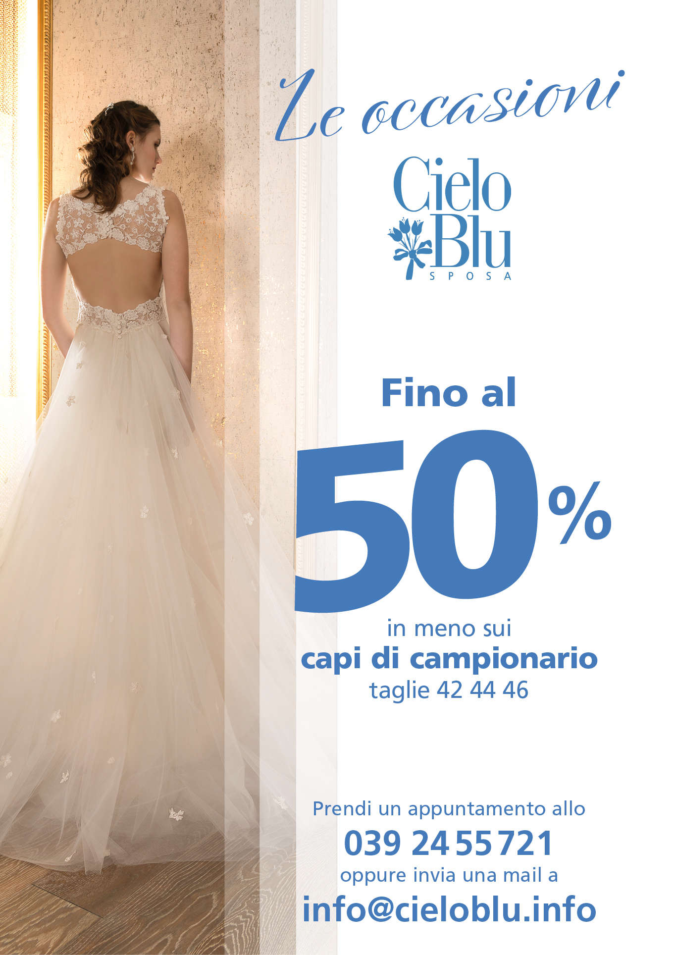 Abiti Da Cerimonia 30 Euro.Vestiti Da Sposa Su Misura Cieloblu Sposa Home